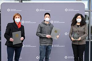 Cosima Jakubzig, Jens Horstmann und Marina Filipović, Foto: Michael Wodak