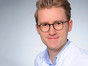 Dr. Simon Lennartz, Foto: Michael Wodak