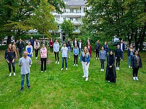 OTA-Kurs mit 25 Auszubildenden Foto: Michael Wodak