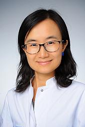 Dr. rer. nat. Yue Zhao