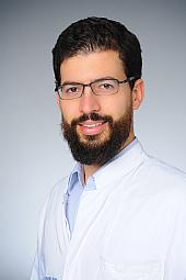 Assistant Professor Dr. Daniel Pinto dos Santos