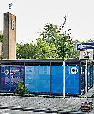 Infektionsschutzzentrum