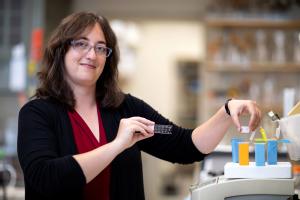 Dr. Graziana Gatto, Foto:Chris Keeney