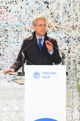 Prof. Dr. Jürgen Wolf, Foto: Uniklinik Köln