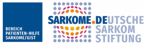 Logo Deutsche Sarkom-Stiftung